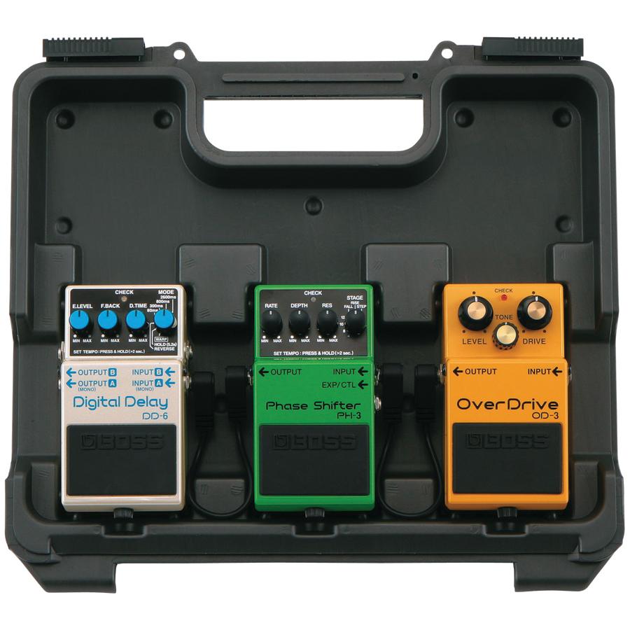 BCB30 Pedal Case