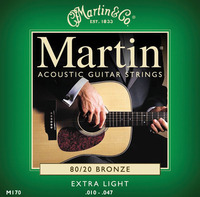 Martin MA170 Extra Light Acoustics Strings