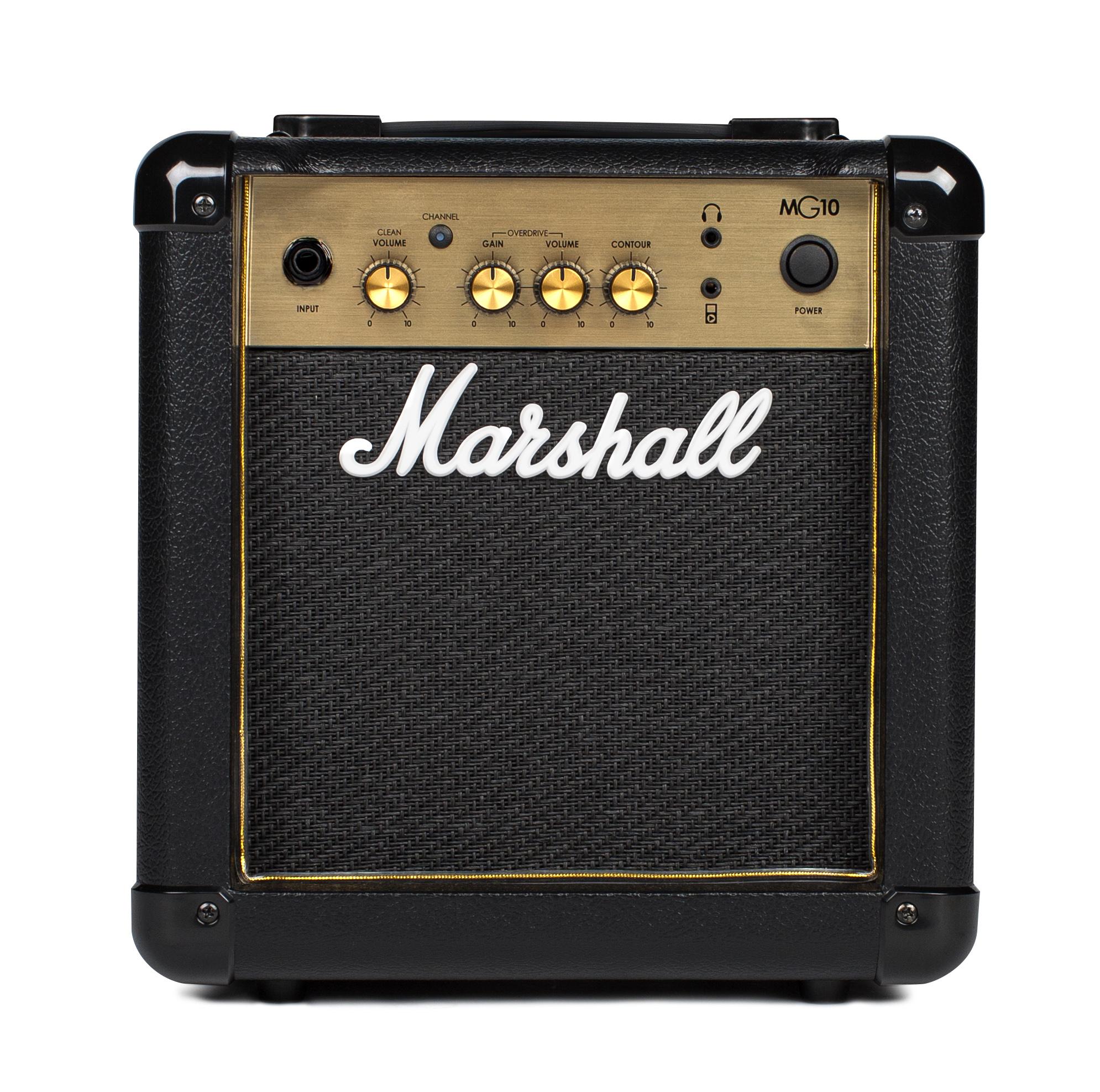 Used Marshall MG10CD Combo Amplifier