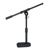 Stageline Low Profile Desktop Microphone Stand w/Boom