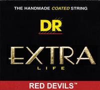 DR Red Devils Ac Guitar 12-54