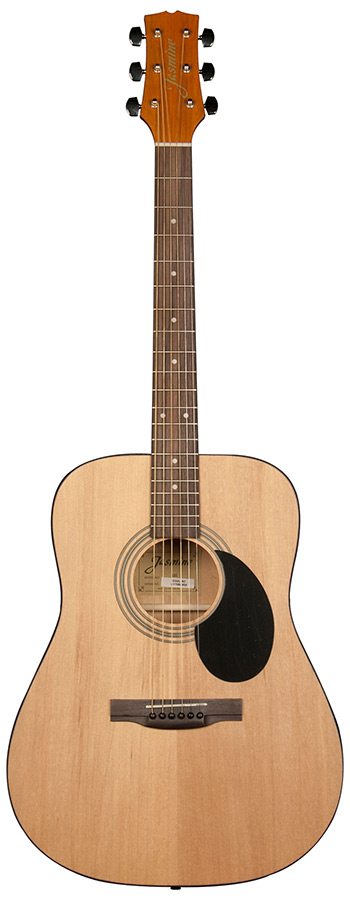 Jasmine Western Acoustic Dreadnought Guitar