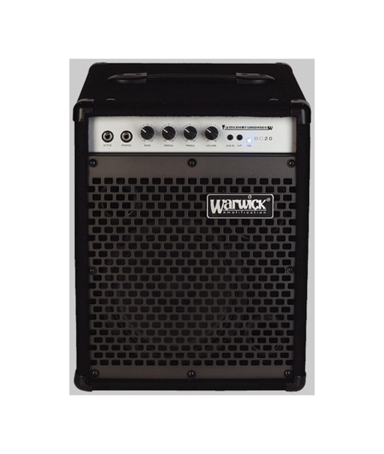 Warwick BC 20 Bass Combo 20W Amplifier