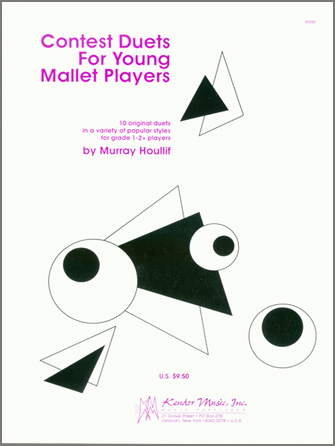 Contest Duets For Young Mallet Players