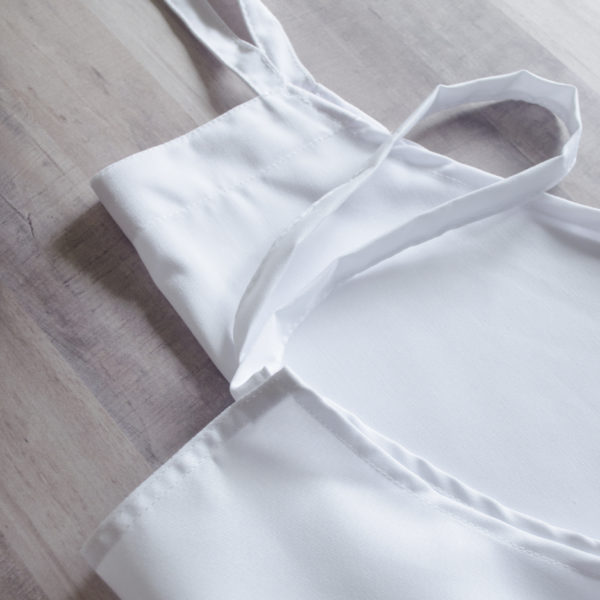 Kimberbell - Adult Apron White
