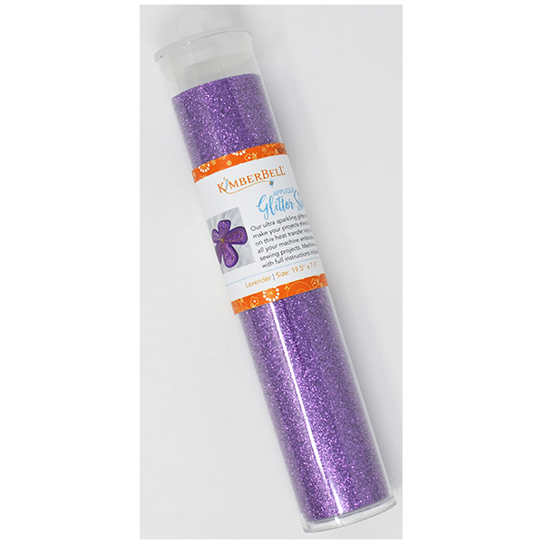 Applique Glitter Sheet - Lavender