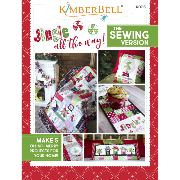 Jingle All the Way! Sewing Version