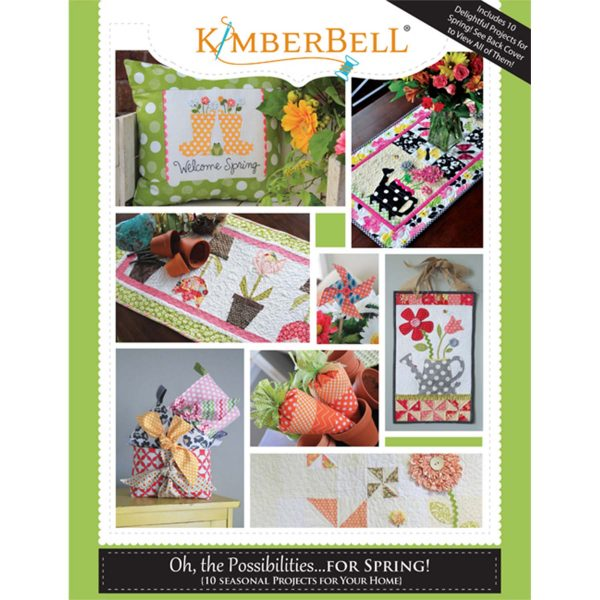 KIMBERBELL OH THE POSSIBILITIES FOR SPRING BOOK