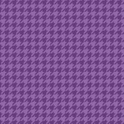 KimberBell Basics: Houndstooth - Purple