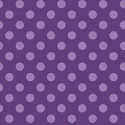 MAS8216-VV Kimberbell Basics Dots - Violet/Purple