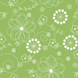 Green Doodles Kimberbell Basics
