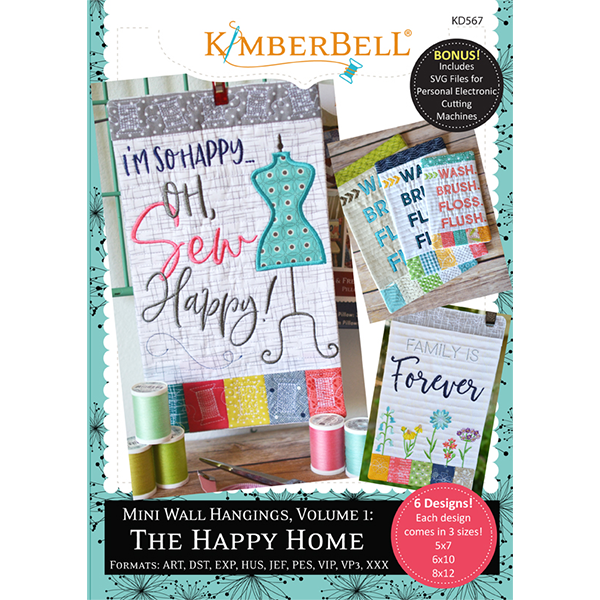 Mini Wall Hangings Volume 1 KD567