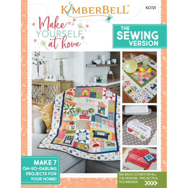 Make Yourself at Home Sewing Version - Kimberbell Designs