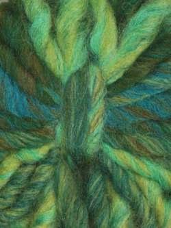 Lana Gatto - Wengen yarn Emerald, Turquoise