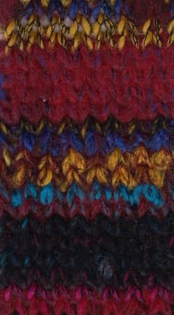 Gedifra - Creativo yarn Red, Gold, Blue
