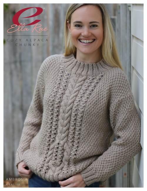 PT KN Ella Rae Ambrosia Sweater