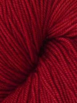 Ella Rae - Lace Merino Hand Painted yarn Bright Red
