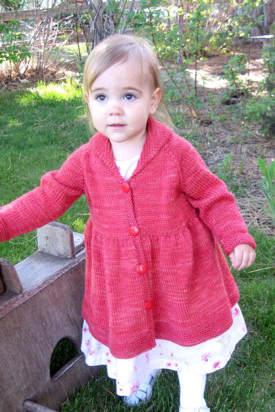 KPS 1010 Girl's Victorian Coat