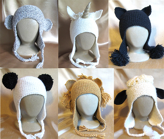 KPS 1306 Animal Hats