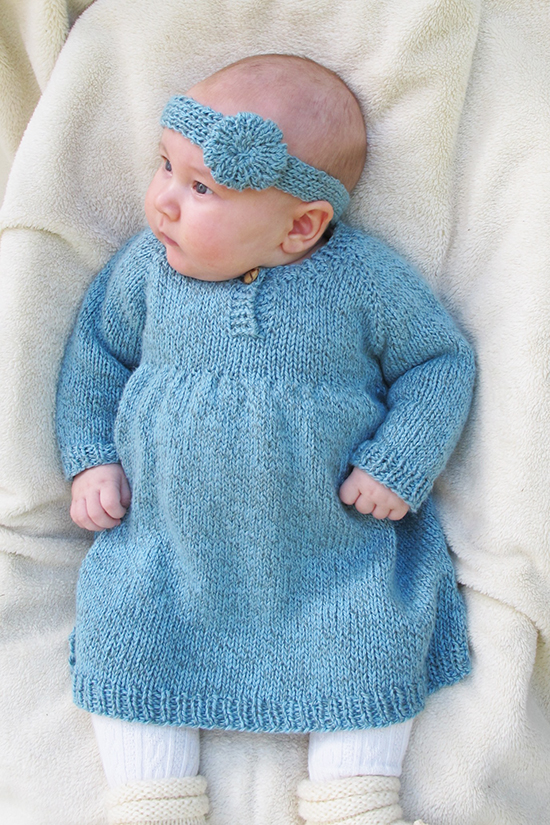 KPS 1403 Baby Dress