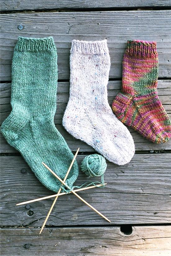 KPS 203 Easy Children's Sock
