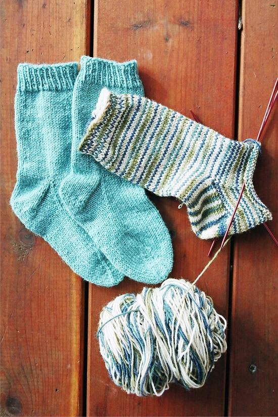 KPS 245 Easy Children's Lightweight Socks