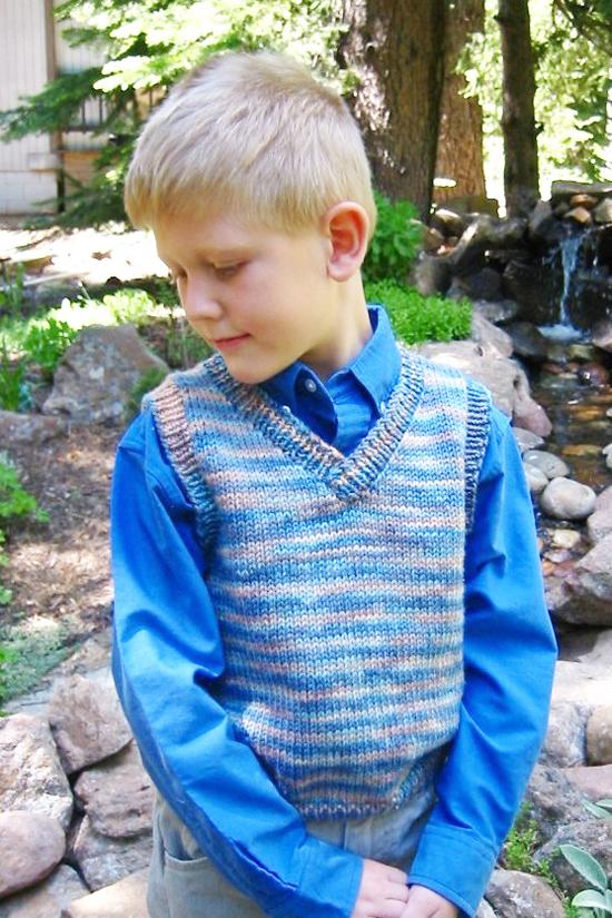 KPS 256 Basic Vest for Children