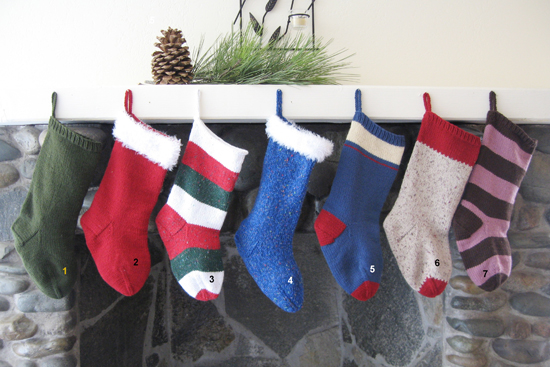 KPS 277 Easy Christmas Stockings