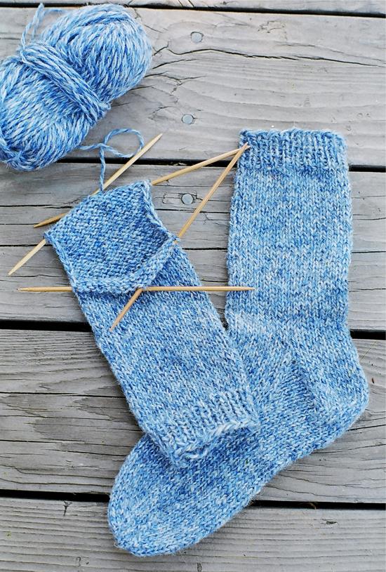 KPS 9728 Beginner Socks