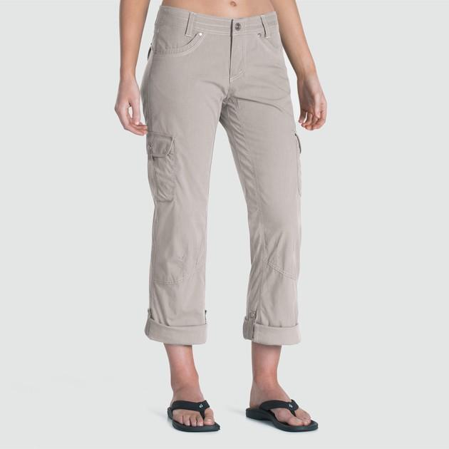 W's Splash Roll-Up Pant Light Khaki SALE