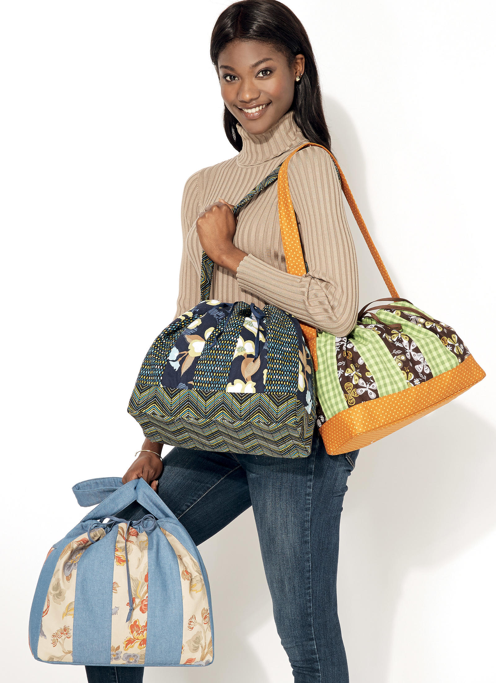 KwikSew K0230 bags