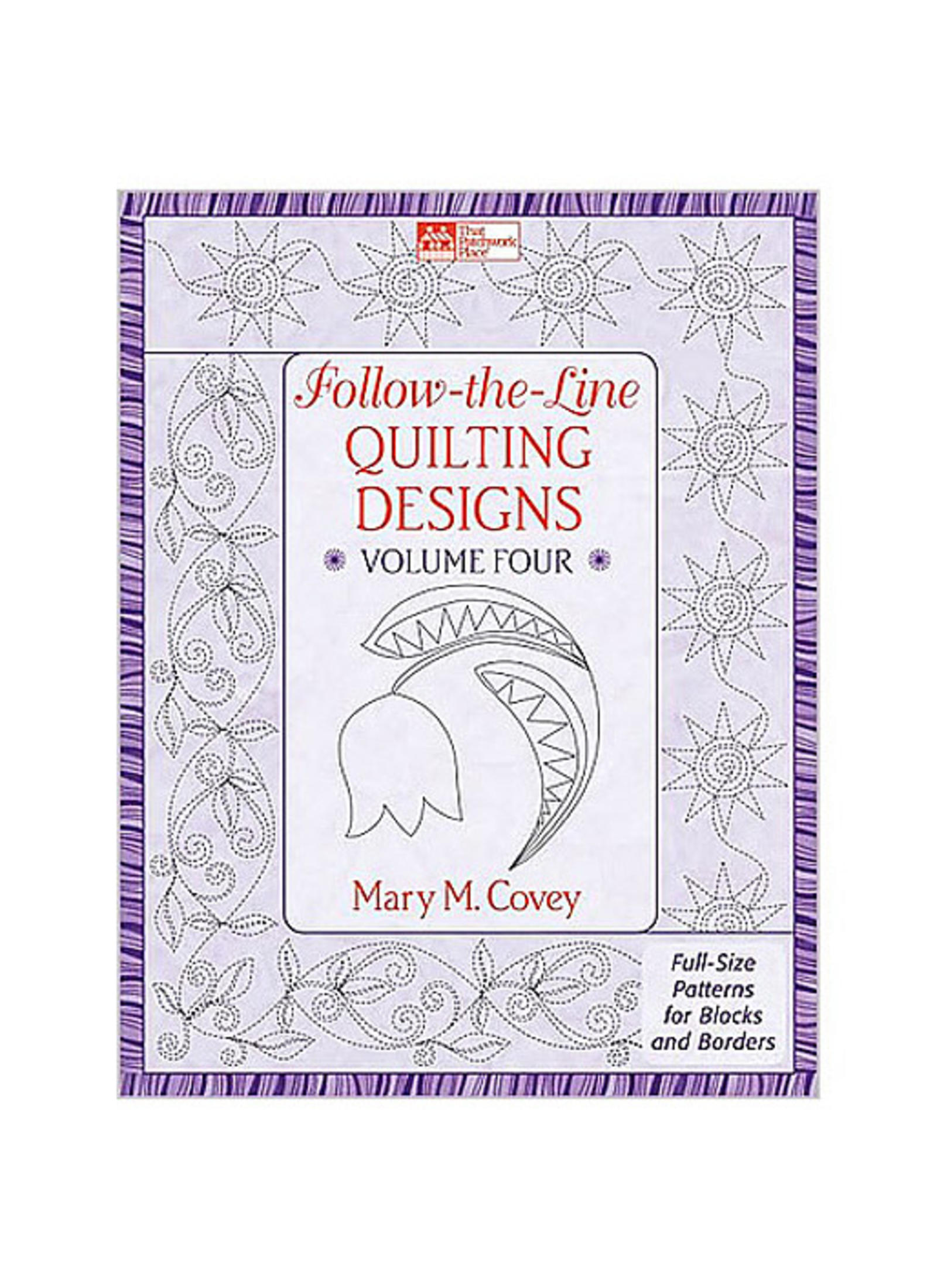 Follow The Line Quilting Designs, Volume 4