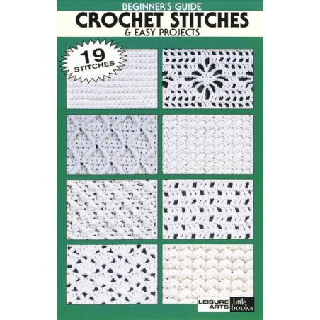 Beginners Guide to Crochet Stitches