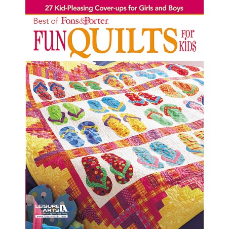 Best of Fons & Porter Fun Quilts for Kids