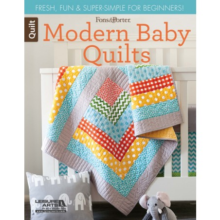 Modern Baby Quilts