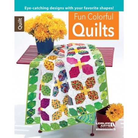 Fun Colorful Quilts eBook