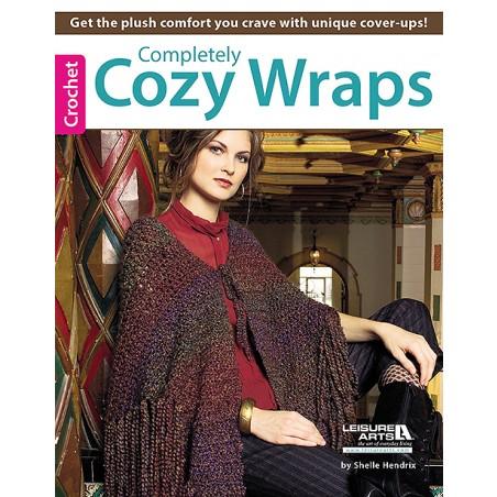 Completely Cozy Wraps Crochet Book