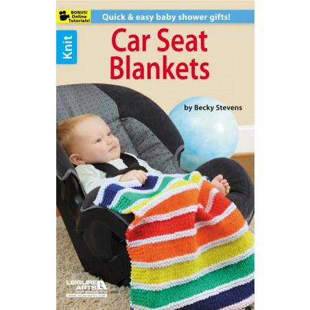 Car Seat Blankets- Knit