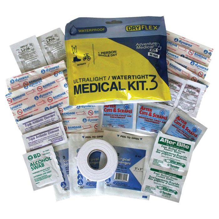 Adventure Medical Kits - Ultralight & Watertight Med Kits
