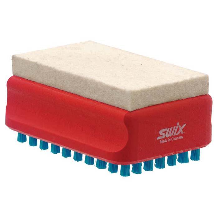 Swix Fine Nylon wax and Paste Brush