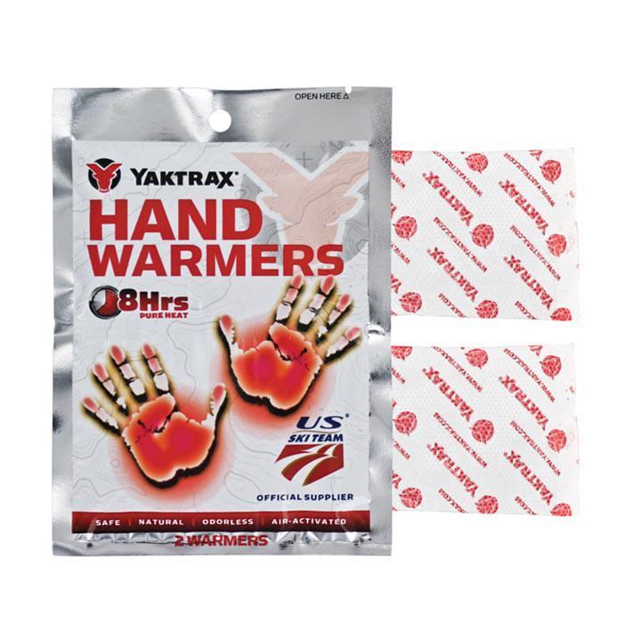 Yaktrax Adhesive Toe Warmers