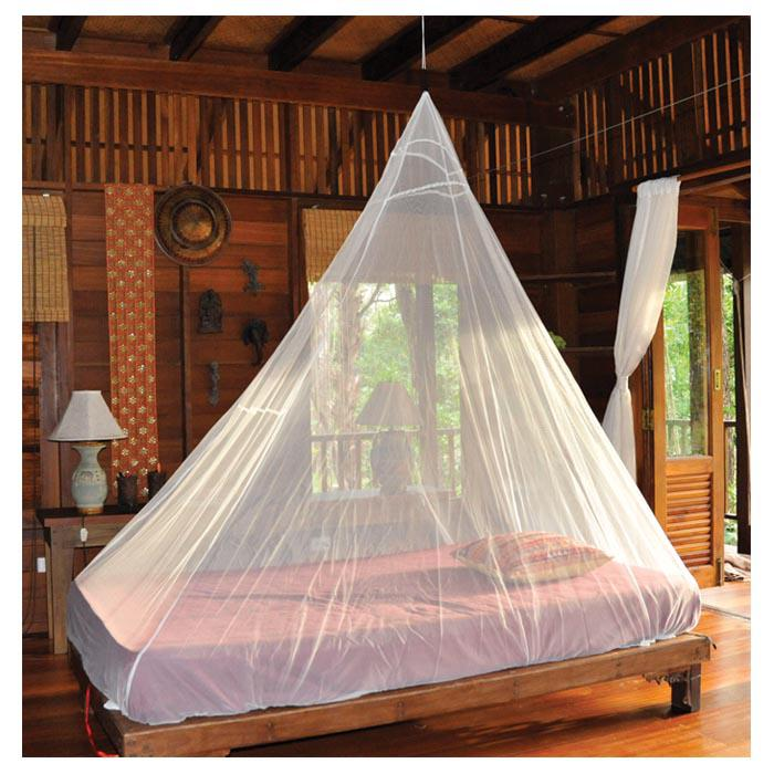 INSECT SHIELD MOSQUITO NET WHITE Repellent Treated