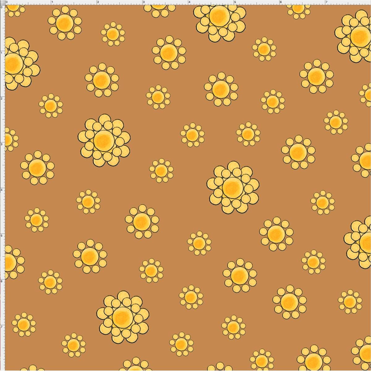 Bandana Dots - Tan<br>692-322