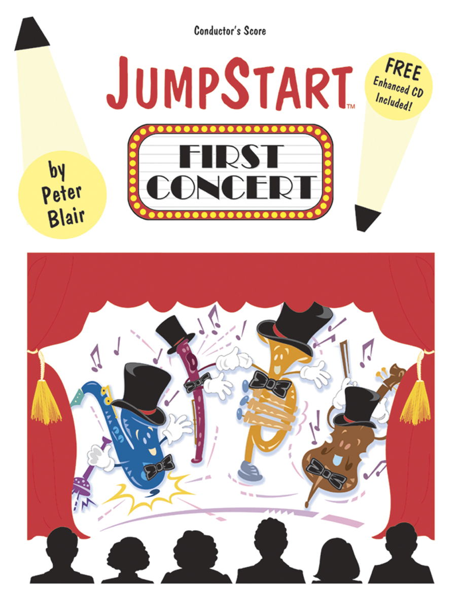 JUMP START FIRST CONCERT FLUTE / OBOE BLAIR