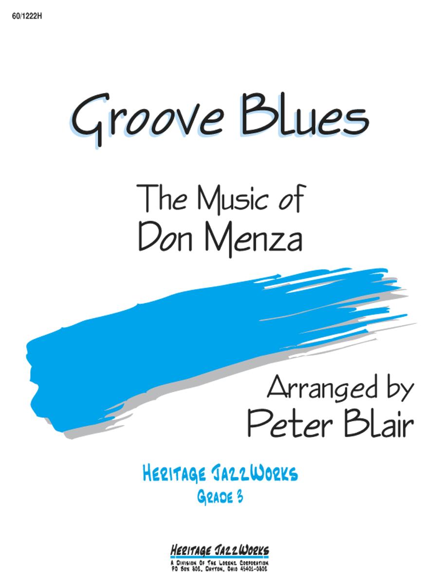 GROOVE BLUES GRADE 3 MENZA BLAIR