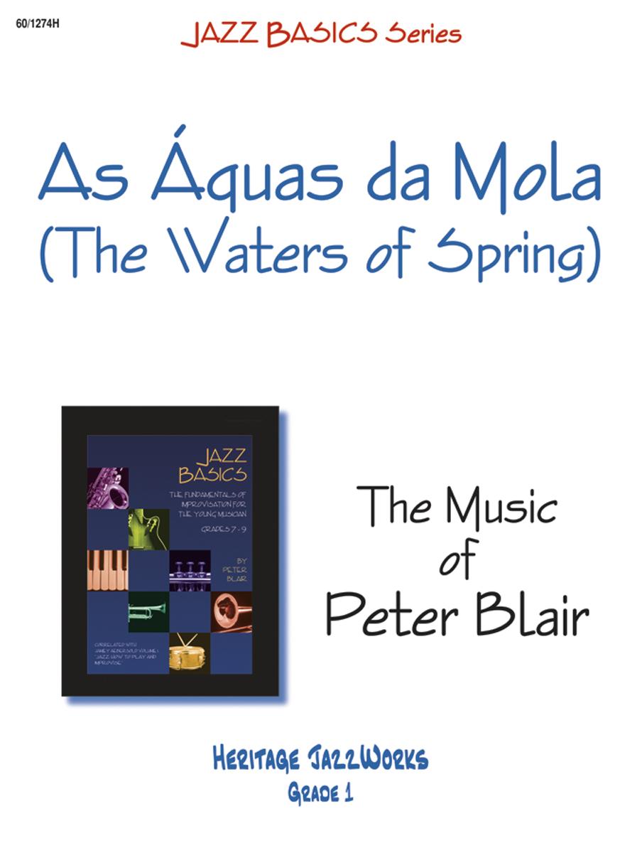 AS AQUAS DA MOLA WATERS OF SPRING GRADE 1 BLAIR