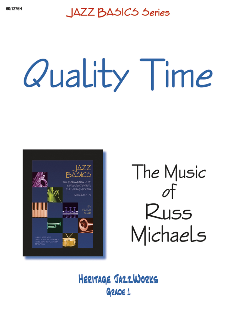 QUALITY TIME GRADE 1 MICHAELS