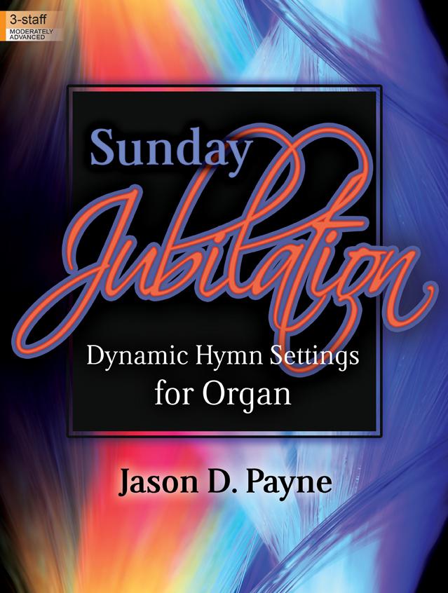 SUNDAY JUBILATION PAYNE (702111L ) (Organ Folios )