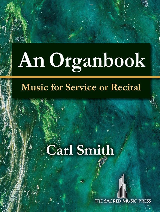 ORGANBOOK SMITH (702116S ) (Organ Folios )