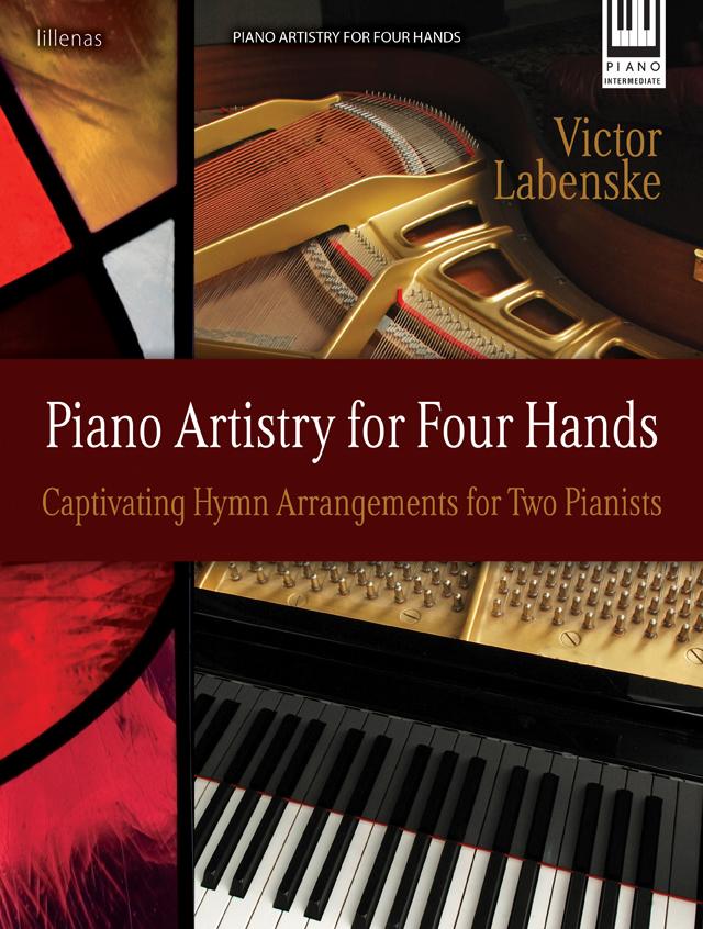 PIANO ARTISTRY FOR FOUR HANDS LABENSKE (9780787763206 ) (Sacred Piano Duet Folios )